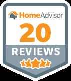 homeadvisor 20 verified reviews